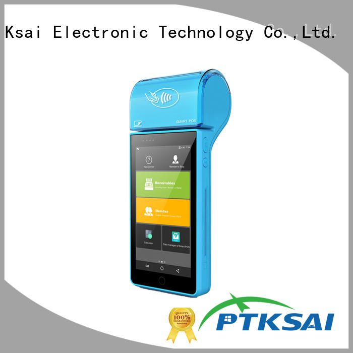 PTKSAI handheld best android pos for small business
