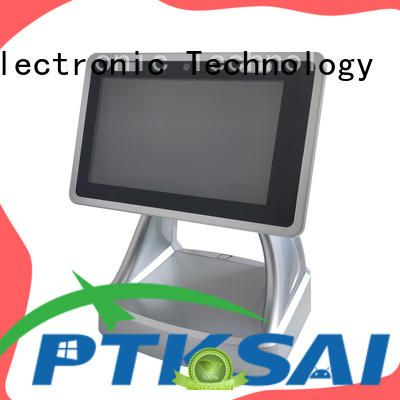 PTKSAI portable pos system with smart card reader for small business