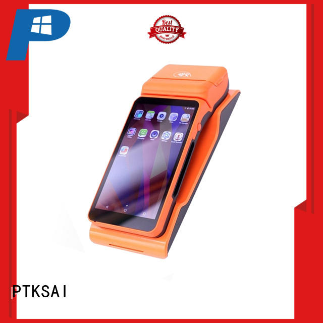 PTKSAI top quality portable pos system directly sale for payment
