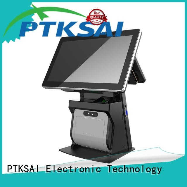 high quality best all-in-one pos system manufacturer for self service