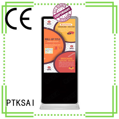 PTKSAI advertising digital signage retail pc for self service