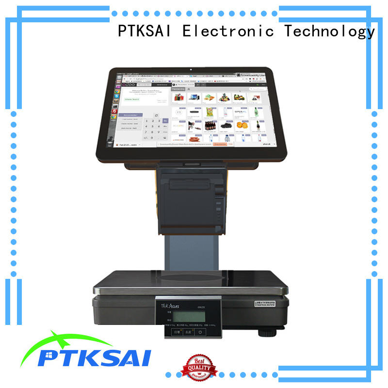 complete pos system pos for self service PTKSAI
