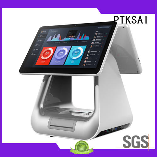 PTKSAI hospitality all in one pos pc windows for restaurants