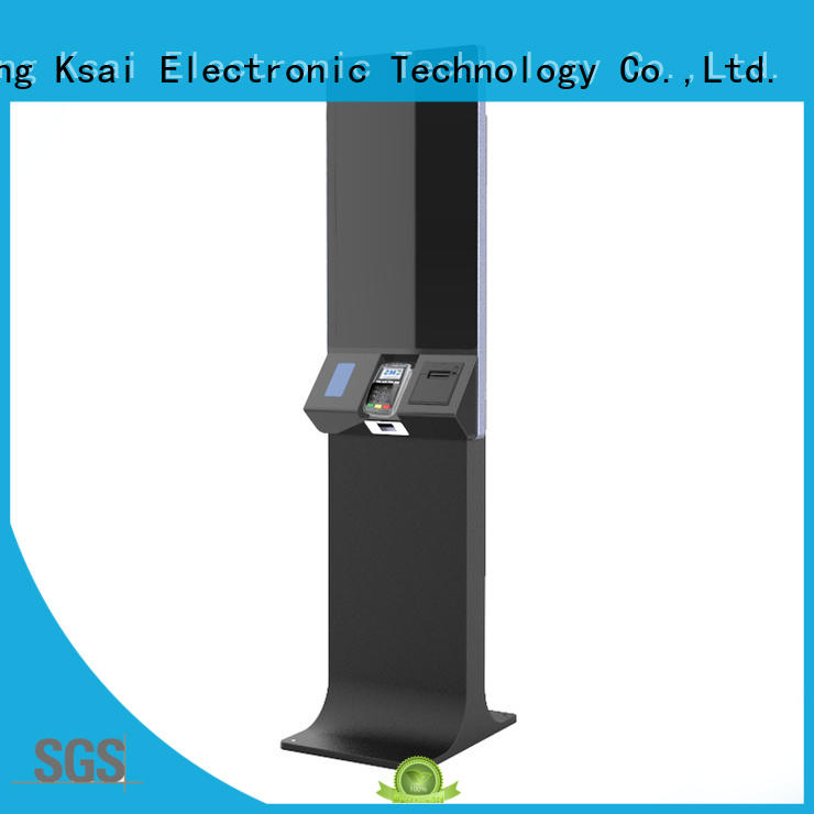 kssk touch screen self-service kiosk with receipt printer for sale PTKSAI