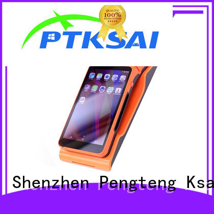 epos system wireless pos system with printer for small business PTKSAI