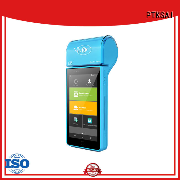 pos payment with printer for payment PTKSAI