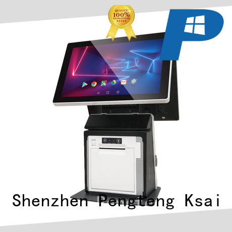 practical portable pos system with smart card reader for bar