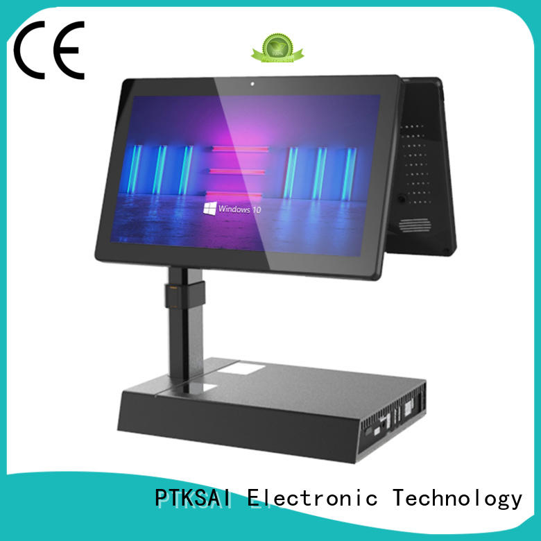 fast pos payment with customer display for payment
