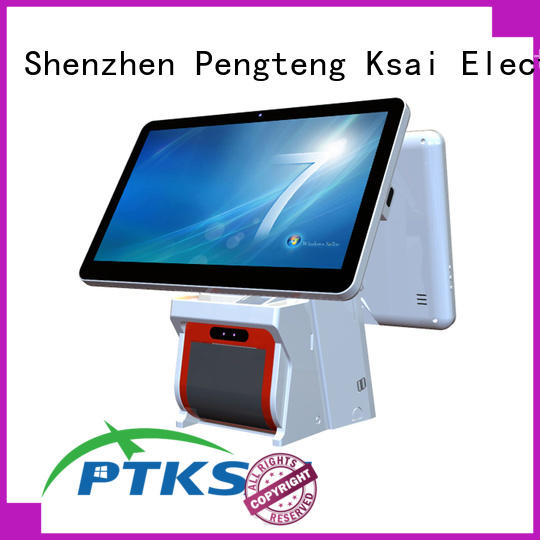 PTKSAI pos cash register with thermal printer for payment