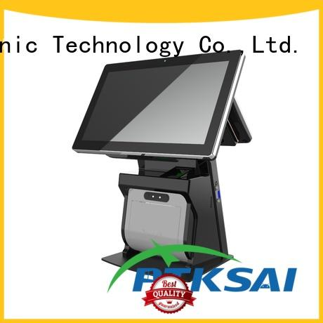PTKSAI fashion all-in-one pos without auto cutter for payment