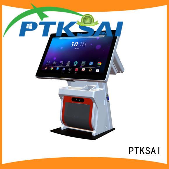 one cash portable retail pos machine PTKSAI manufacture