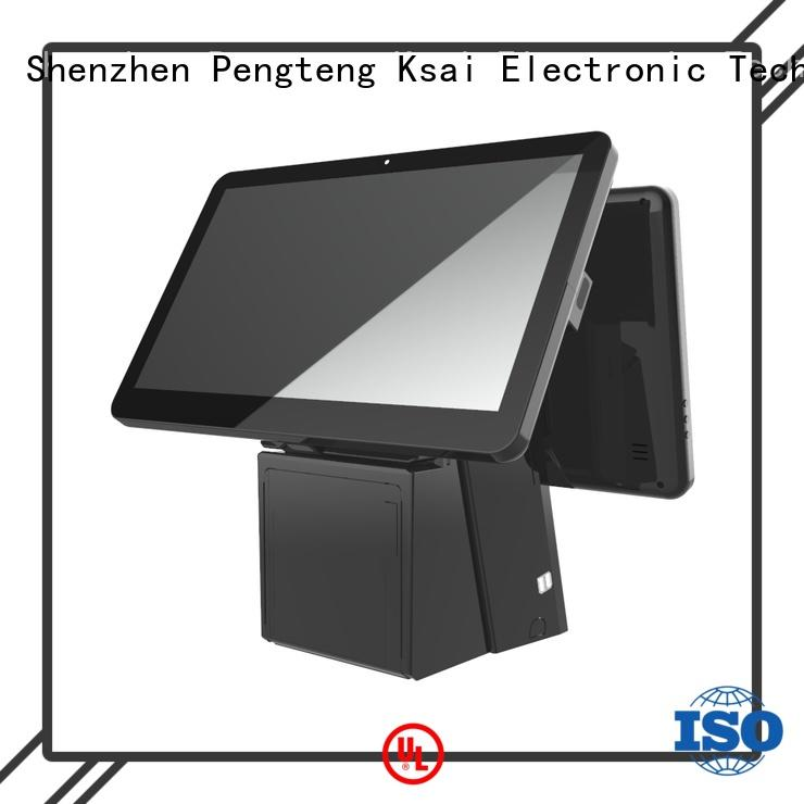 PTKSAI integrated pos terminal with auto cutter for payment