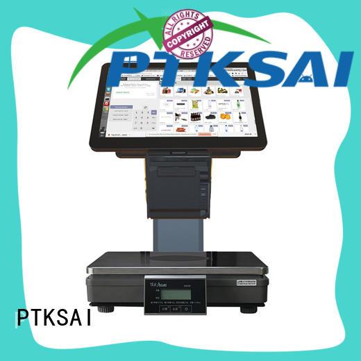 scale thermal printer 80mm speed self PTKSAI