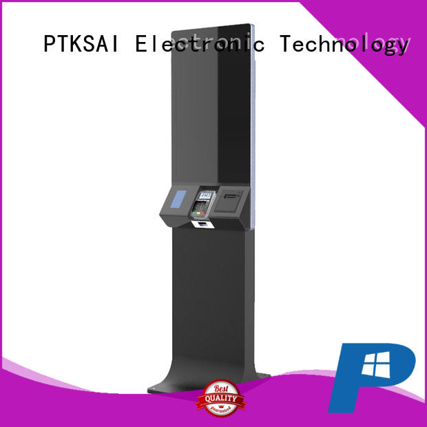 PTKSAI retail kiosk directly sale for payment