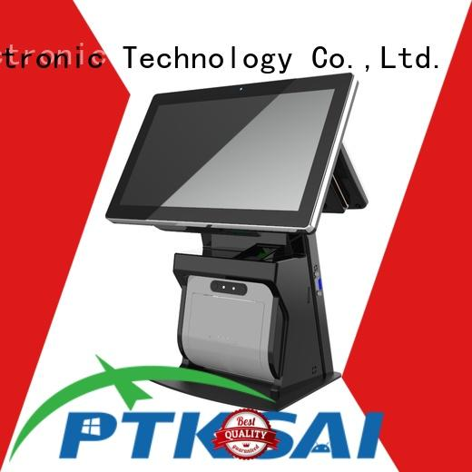 retail all in one pos terminal with barcode scanner for payment