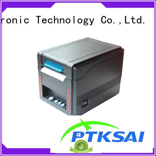 ESC/POS & STAR Character Set Front Loading Direct Thermal 80mm Kitchen Receipt Printer KS-PR01 LAN/USB/Serial Port
