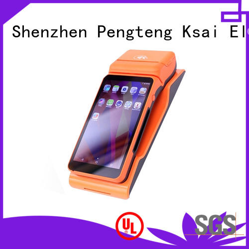 top quality mobile pos tablet with customer display for bar