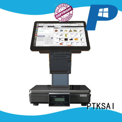 star touch screen point of sale system esc for sale PTKSAI
