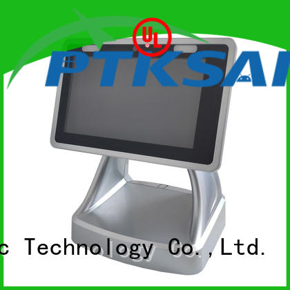 PTKSAI epos system mobile pos for restaurants with printer for small business