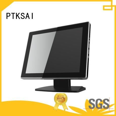 PTKSAI ksl mobile pos terminal with customer display for small business