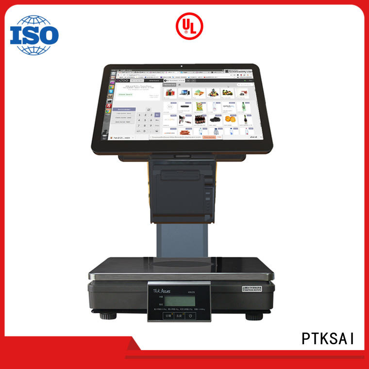 PTKSAI cash register systems parallel for retail