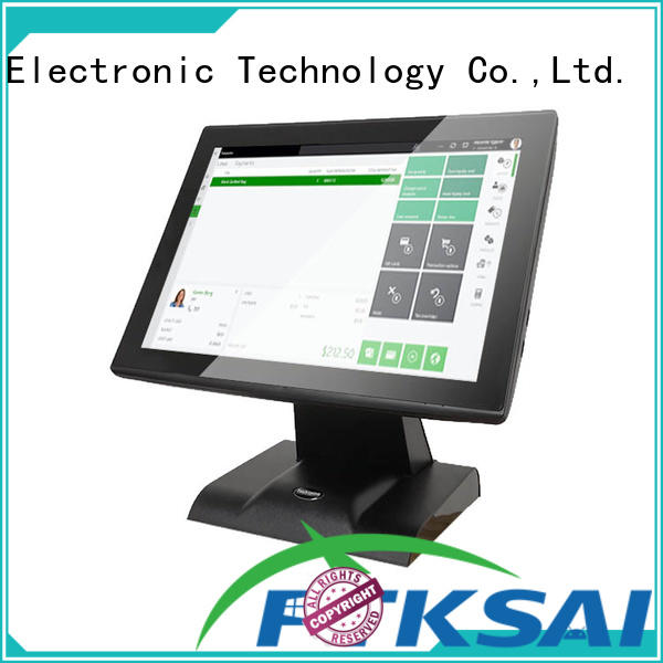 PTKSAI energy-saving pos payment factory for restaurants and bars
