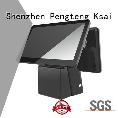 PTKSAI all in one pos terminal with auto cutter for sale