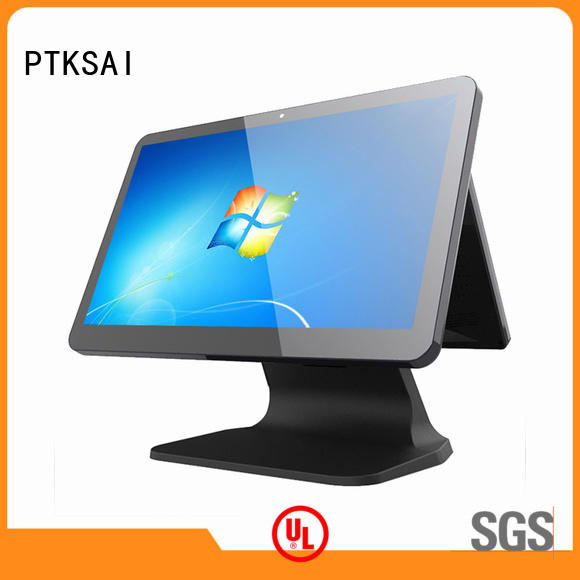PTKSAI high quality all in one pos pc supply for payment