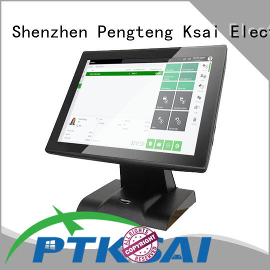 PTKSAI fashion all in one touch pos wholesale for restaurants