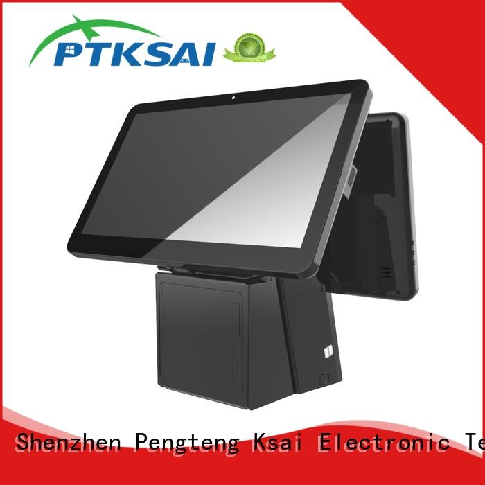PTKSAI pos cash register without auto cutter for payment