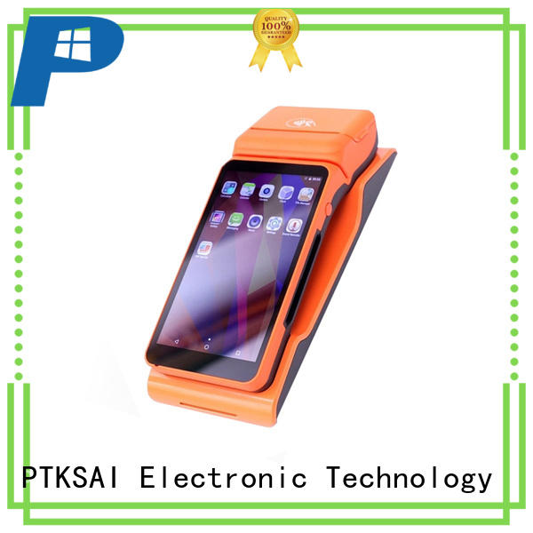 portable wireless pos system with smart card reader for restaurants and bars