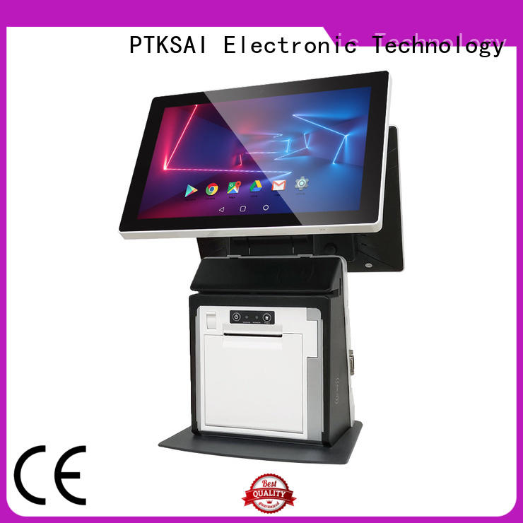 PTKSAI latest all-in-one pos with good price for restaurants