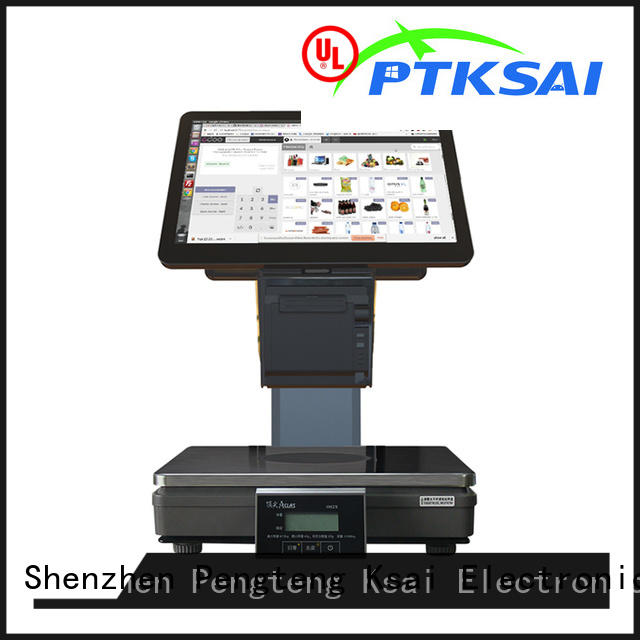 PTKSAI all in one pos barcode scanner kspr for sale
