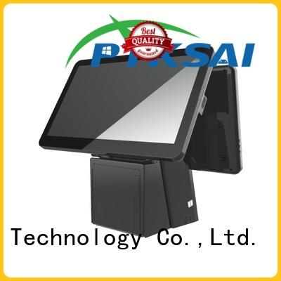hospitality all-in-one pos with barcode scanner for payment