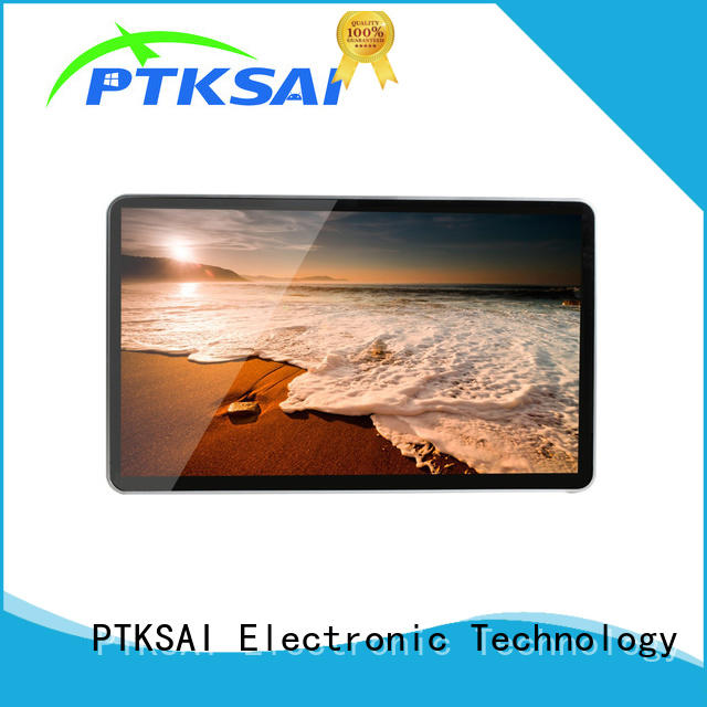 ksam digital signage retail all in one for advertising PTKSAI