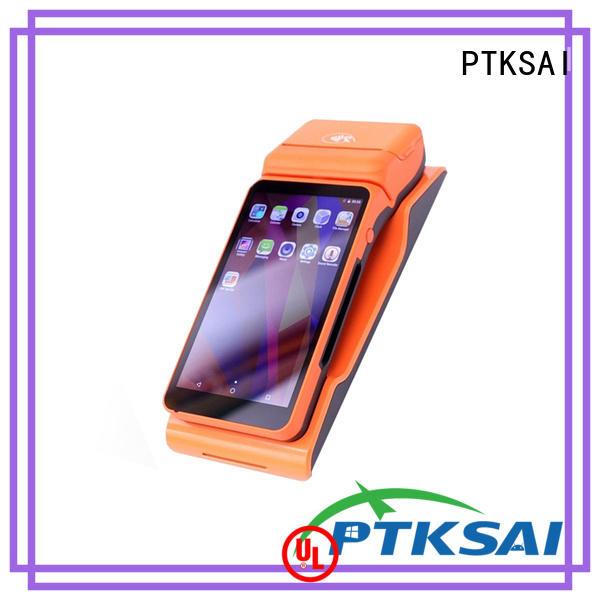mobile pos terminal epos system for small business PTKSAI
