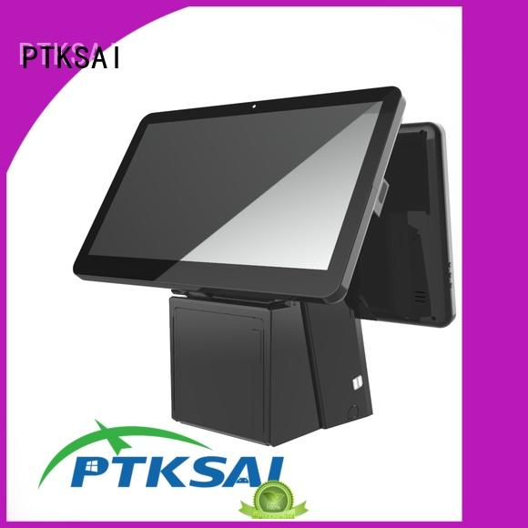 high end pos terminal with receipt printer for sale