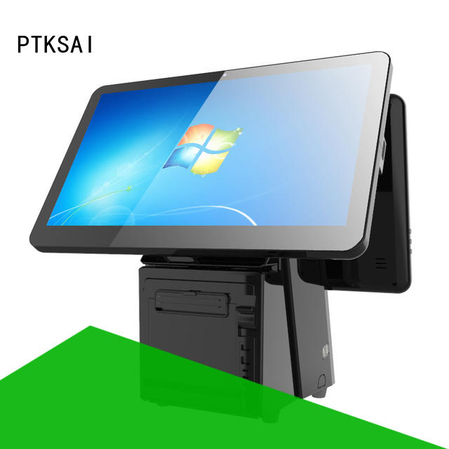 PTKSAI practical pos cash register from China for self service