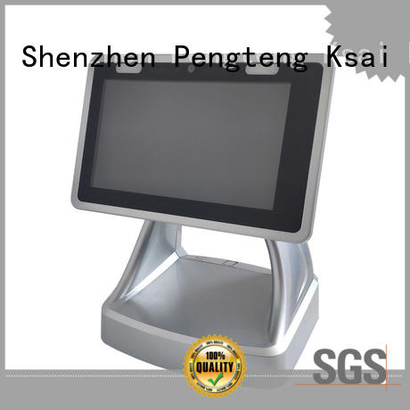 PTKSAI mini android tablet pos with smart card reader for payment