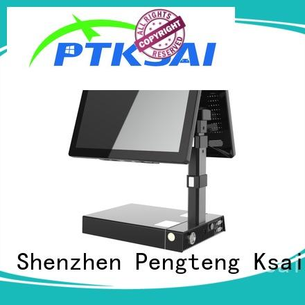 11.6'' Dual Screen Wireless Retail EPOS System for small business KS-F