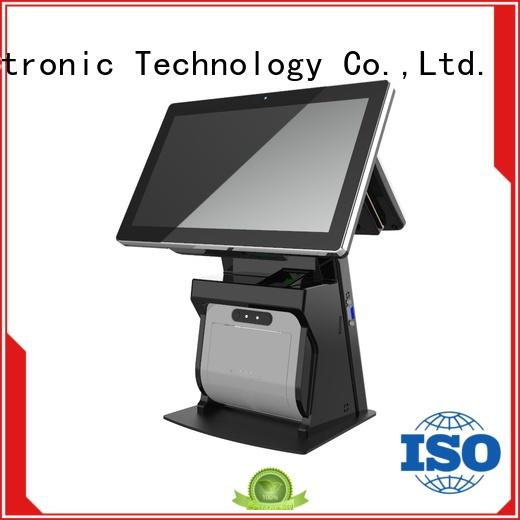 PTKSAI ksa all-in-one pos with receipt printer for self service