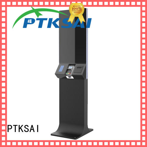 top selling service kiosk with camera for business