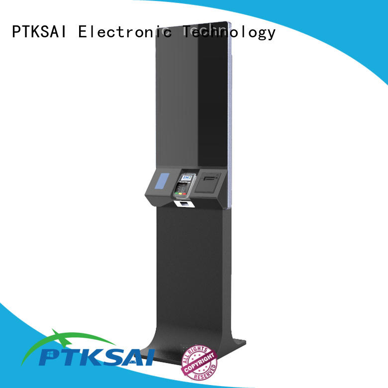 digital self service food kiosk with camera for sale