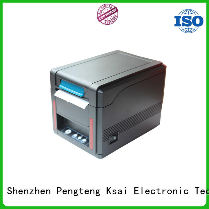 PTKSAI all in one thermal printer transfer for self service