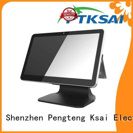 dual mobile pos androidwith smart card readerfor payment