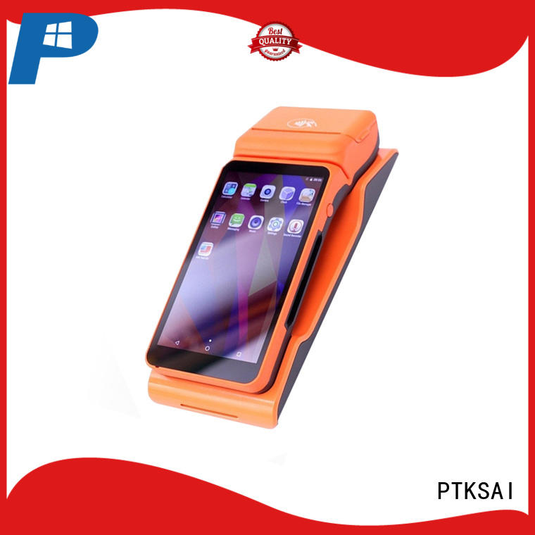 mini mobile pos machine with smart card reader for small business