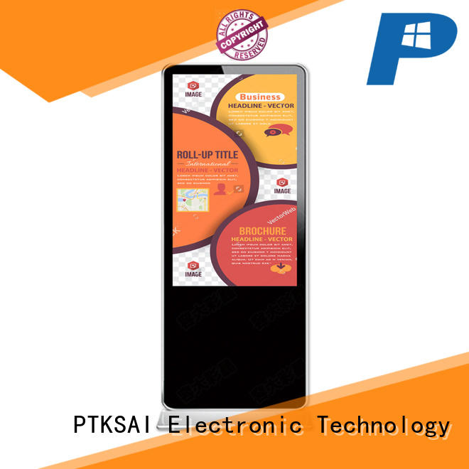 PTKSAI wall mounted healthcare digital signage all in one for convenience
