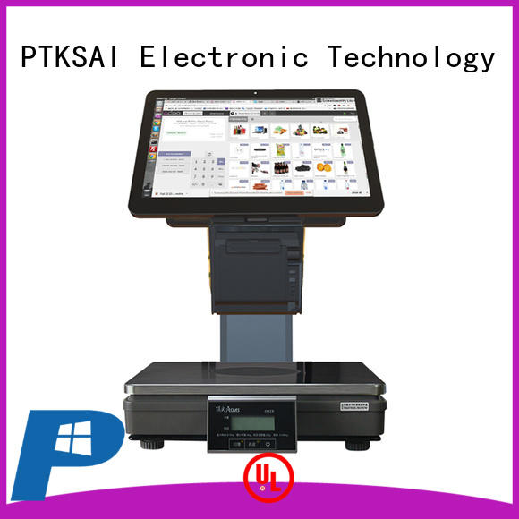 PTKSAI professional popular restaurant pos systems best supplier for self service
