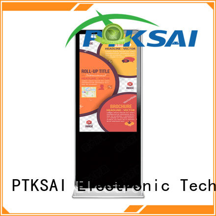 PTKSAI wall mounted retail digital signage all in one for sale