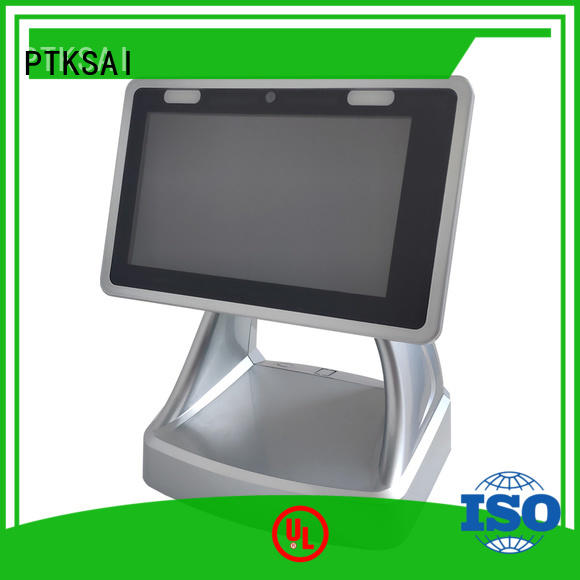 PTKSAI dual mobile point of sale devices mobile for small business